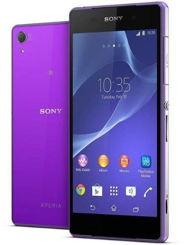 Hp Sony Xperia Z2 D6503 sony xperia z2 d6503 factory unlocked international version no warranty purple best buy laptops