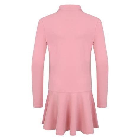 Segiempat Kaira Polos 130 Baby Pink ralph pink sleeve polo dress with embroidered logo ralph from