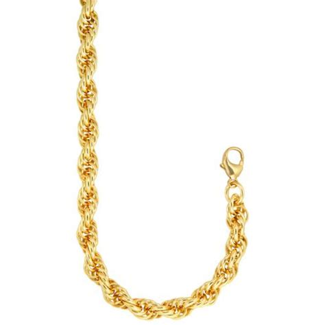 bronze gold plated necklace walmart ca