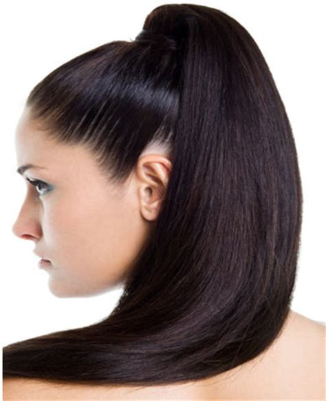 Types Of Ponytails For Hair by Hair Different Ponytail Styles For Trendy Mods