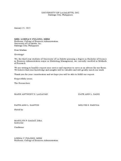 sle letter request for phd supervisor request letter for thesis supervisor sludgeport693 web
