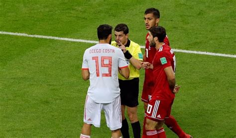 match 20 highlight iran vs spanyol radar
