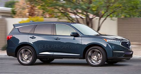 Acura New 2020 by Burlappcar 2020 Acura Mdx