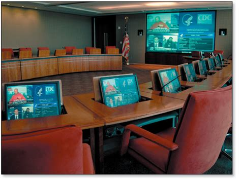 conference room equipment how extron equipment enhances operations at the cdc extron
