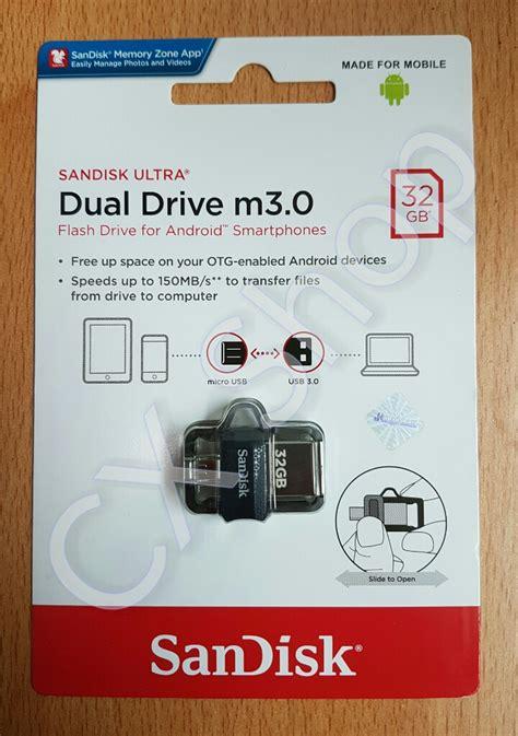 Buku Original 30 Aplikasi Android Paling Dahsyat jual sandisk otg 32gb m3 0 usb 3 0 ultra dual usb drive