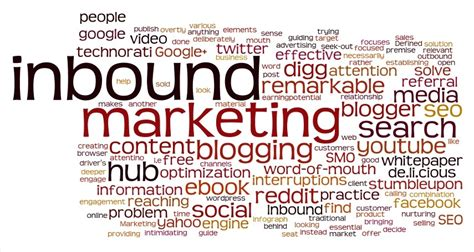 difference between inbound marketing vs outbound marketing youtube