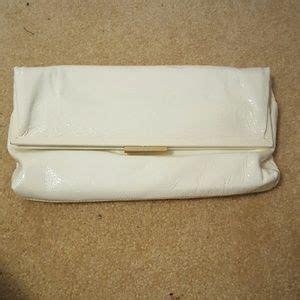Goldenbleu Patent Clutch by 83 Goldenbleu Handbags Goldenbleu Brown Leather