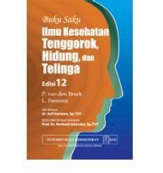 Buku Saku Anatomi Klinis baca buku saku ilmu kesehatan tenggorok hidung dan telinga