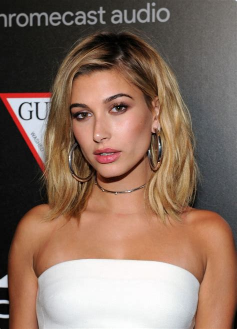Records In New York Hailey Baldwin At 2016 Mtv Vma Republic Records Afterparty In New York 08 28 2016
