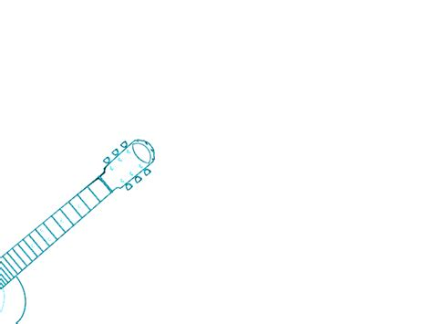 Guitar Clipart Outline by Guitar Outline Clipart Panda Free Clipart Images