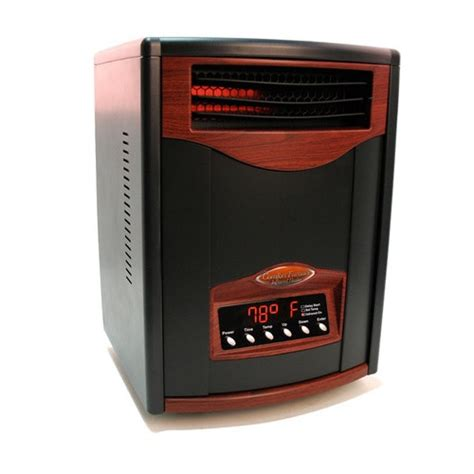 comfort furnace infrared heater all space heaters wayfair