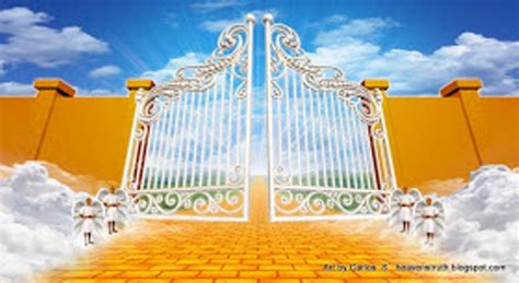 Gates Of Rapture new jerusalem the eternal home of raptured and