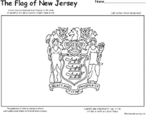 usa and state flag coloring printouts enchantedlearning com