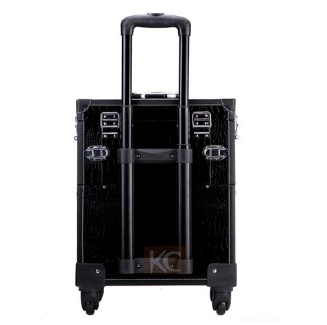 hair stylist work bags on wheels professional train hair stylist rolling travel hair makeup
