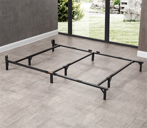 Hercules Compact Heavy Duty Metal Bed Frame Classic Brands Compact Bed Frame