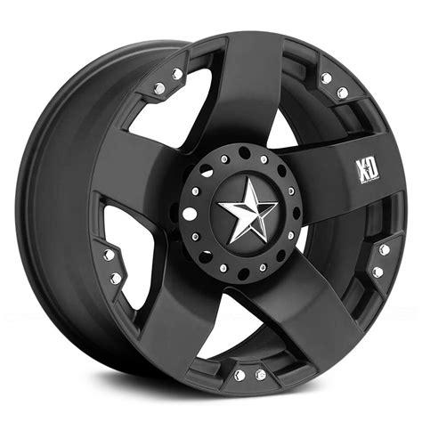 matte black pattern xd series 174 rockstar wheels matte black rims