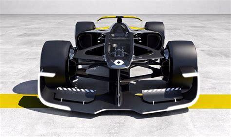renault f1 concept renault concept car f1 team unveil futuristic design f1