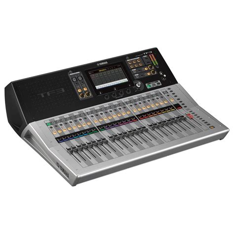 Mixer Yamaha 2 Channel yamaha touchflow tf3 24 channel digital mixer at gear4music