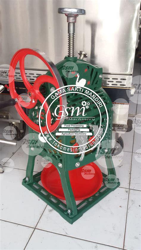 Mesin Es Serut Manual Dan Listrik mesin serut es batu toko mesin madiun