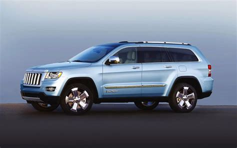 jeep wagoneer concept 2015 jeep grand wagoneer concept pictures