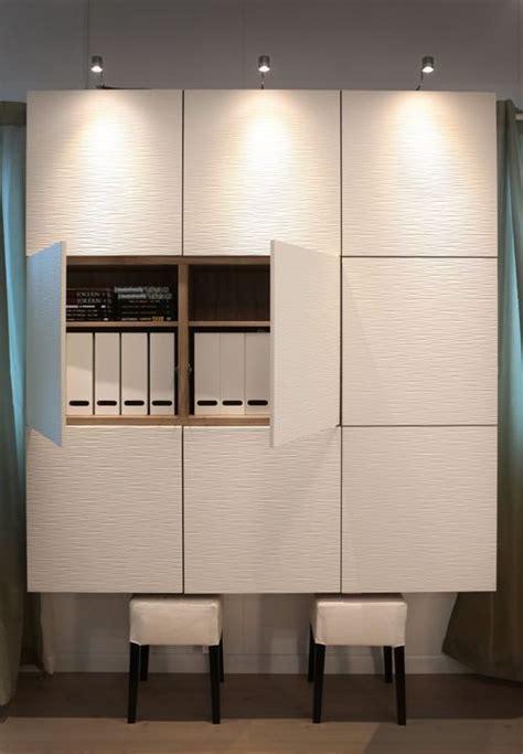 besta vorzimmer 4 storage pax wardrobe and besta storage system wohnen