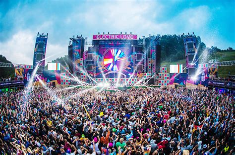 house music festivals europe festivals