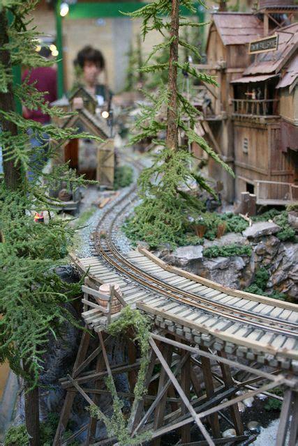 twin falls logging mining railroad  model train