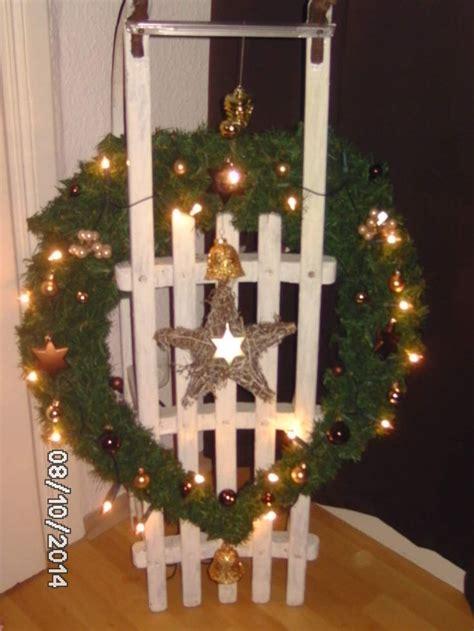 weihnachtsdekoration schlitten 33 besten schlitten deko bilder auf deko