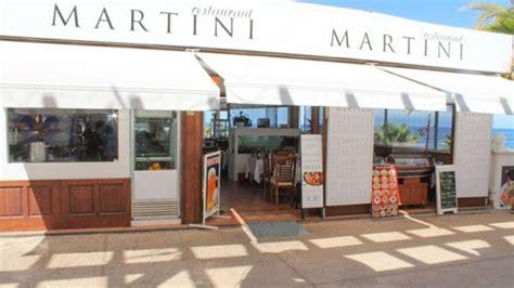 martini restaurant restaurant martini 224 de las americas avis menu et prix