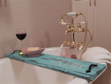 tray for bathtub diy bathtub tray designs fun to make and great to use