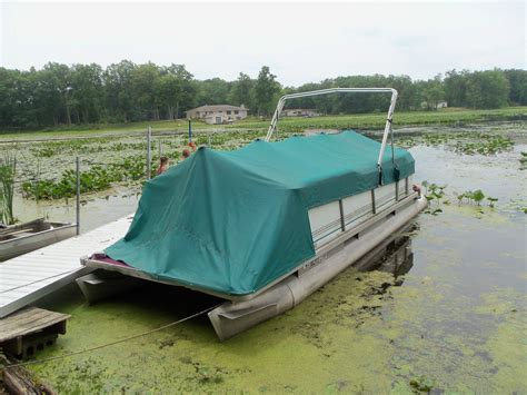 pontoon boats quincy michigan crest 1976 for sale for 4 000 boats from usa
