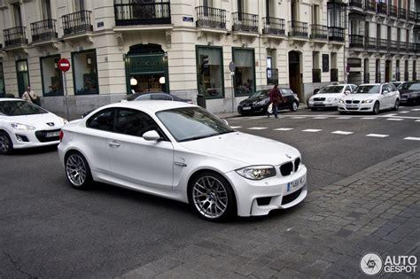 BMW 1 Series M Coupé   24 enero 2013   Autogespot