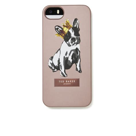 Iphone 5 5s Ted Baker P5tb 25 ted baker s gulia iphone 5 gold