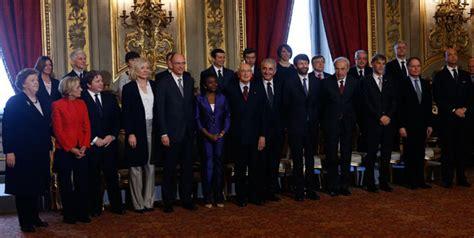 governo letta ministri tutti i ministri di letta globonews it