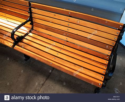 park bench seat bench park bench slats wooden wood seating seat stock photo royalty free image