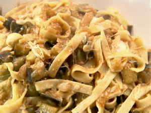 recipes with pasta pasta with eggplant recipe dishmaps