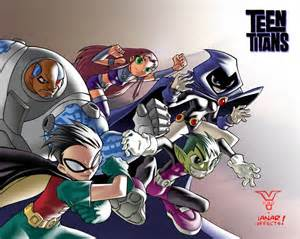 live action teen titans show development point geeks