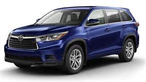 Msrp Toyota Highlander Inventory 2017 Toyota Highlander High River Toyota