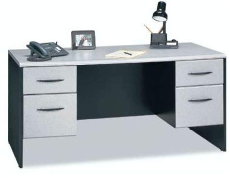 o sullivan computer desk o sullivan 10913 cdm black alumi cast desk aurora