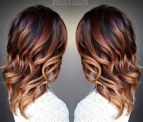 Types Of Highlights For Brown Hair by 20 Fall Hair Colors And Highlights Ideas Hair Type