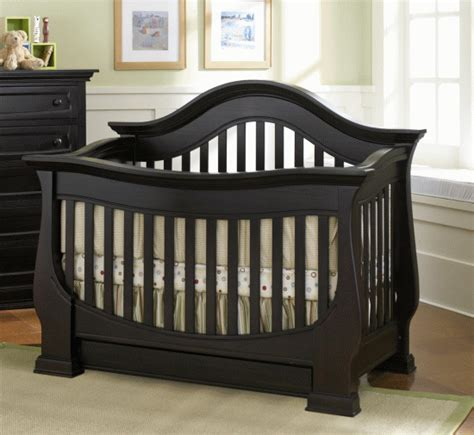 Fascinating Black Baby Cribs In The Beach Themed Kids Designer Convertible Cribs