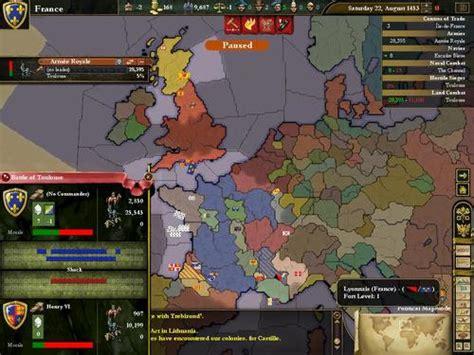 europa universalis iii features features links terra nova mod for europa universalis iii
