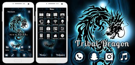 themes for android tribal download dragon theme tribal dragon for pc