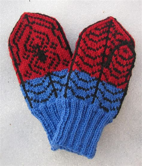 spiderman glove pattern fun mitten and glove knitting patterns in the loop knitting