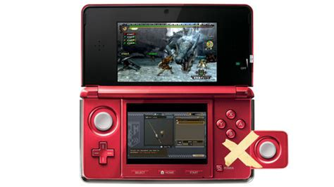 X 3ds Second rumour nintendo 3ds is getting a second analogue slider add on for new portable