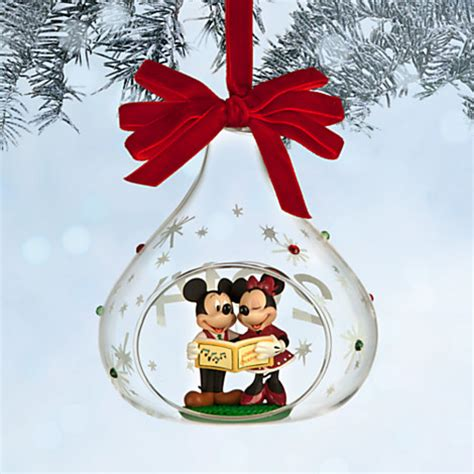 your wdw store disney christmas ornament mickey and