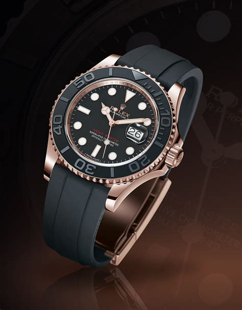 Swanky Sailor: Reviewing the Rolex Oyster Perpetual Yacht Master   WatchTime   USA's No.1 Watch