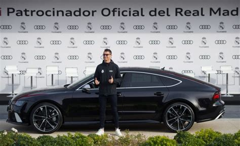 Ronaldo Audi by Free Cars To Real Madrid Which Audi Cars Did