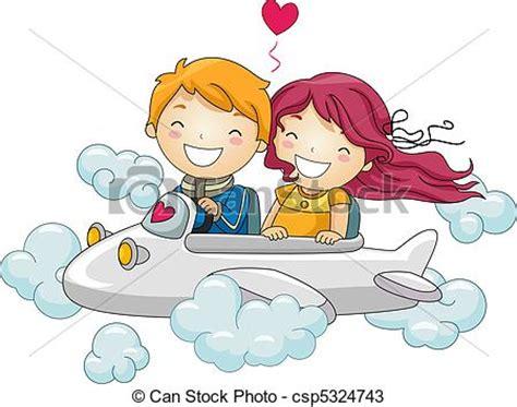 imagenes de niños viajando dibujos de joyride ilustraci 243 n de ni 241 os yendo en un