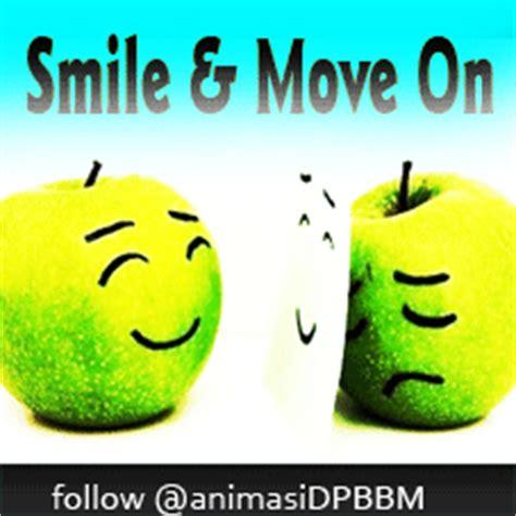dp bbm smile move  gambar tulisan bergerak kochie frog